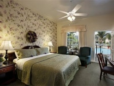 Room at Lavender Inn by the Sea, Santa Barbara, CA