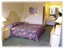 Room at SunTime Inn, St. George, UT