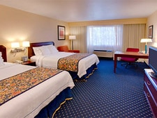 Room at Courtyard by Marriott, Salt Lake City, UT