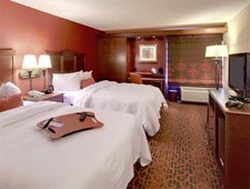 Room at Hampton Inn Salt Lake City/Sandy, Sandy, UT