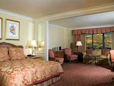 Room at The Grand America Hotel, Salt Lake City, UT