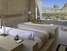 Room at Amangiri, Canyon Point, UT