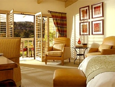 Room at Rancho Bernardo Inn, San Diego, CA