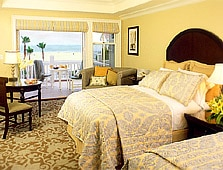 Room at Hotel del Coronado, Coronado, CA