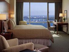 Room at Omni San Diego Hotel, San Diego, CA