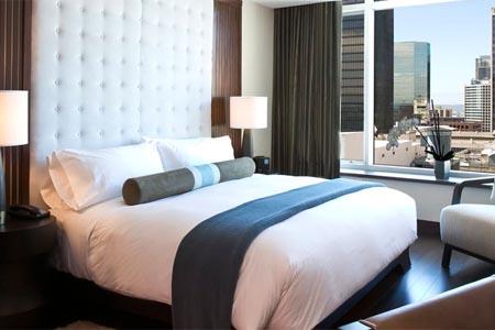 Room at Hotel Palomar San Diego, A Kimpton Hotel, San Diego, CA