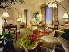 Room at The Fairmont Olympic Hotel, Seattle, WA