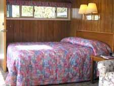 Room at Juan de Fuca Cottages, Sequim, WA