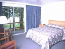 Room at Lake Crescent Lodge, Port Angeles, WA