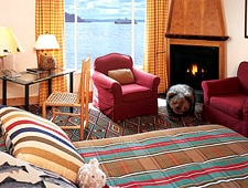 Room at The Edgewater, Seattle, WA