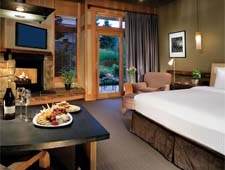 Room at Willows Lodge , Woodinville, WA