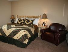Room at North Park Lodge, Selah, WA