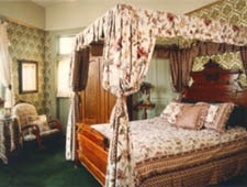 Room at Ann Starrett Mansion, Port Townsend, WA