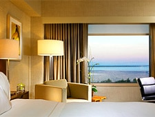 A room at The Westin San Francisco Airport