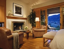 Room at CordeValle, San Martin, CA