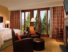 Room at The Ritz-Carlton, Lake Tahoe, Truckee, CA
