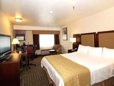 Room at Crestview Hotel, Mountain View, CA