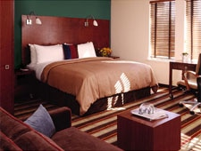 Room at Hotel Avante, Mountain View, CA