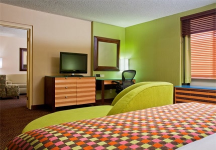Room at Holiday Inn San Jose – Airport, San Jose, CA