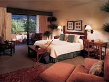 Room at Enchantment Resort, Sedona, AZ