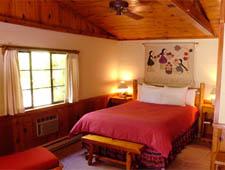 Room at Briar Patch Inn, Sedona, AZ