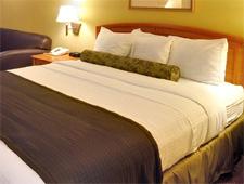 Room at Aggie Inn, Davis, CA
