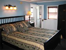 Room at Delta King, Sacramento, CA