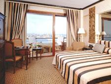 Room at Gran Melia Victoria, Palma de Mallorca, ES