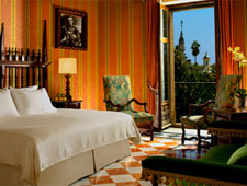 Room at Hotel Alfonso XIII, Seville, ES