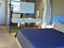 Room at Hotel Silken Puerta America Madrid, Madrid, ES