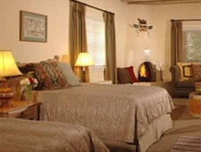 Room at The Bishop's Lodge Resort & Spa, Santa Fe, NM