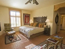 Room at Don Gaspar Inn, Santa Fe, NM