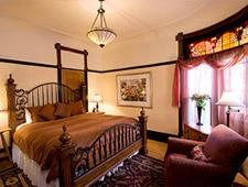 Room at Alexander's Inn, Santa Fe, NM