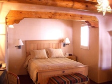 Room at El Rey Inn, Santa Fe, NM