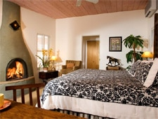 Room at Las Palomas, Santa Fe, NM