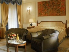 Room at Beau-Rivage Palace, Lausanne, CH