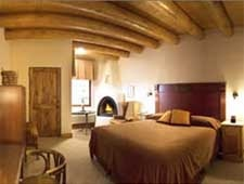 Room at Historic Taos Inn, Taos, NM