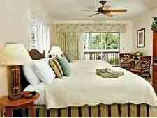 Room at Sanibel's Seaside Inn, Sanibel Island, FL