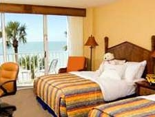 Room at DoubleTree Beach Resort by Hilton Hotel Tampa Bay – North Redington Beach, North Redington Beach, FL