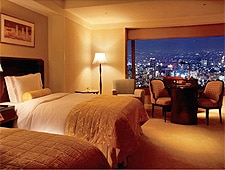 Room at The Ritz-Carlton, Tokyo, Tokyo, JP
