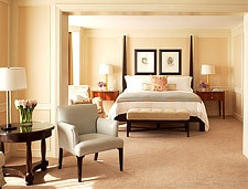 Room at Four Seasons Hotel Toronto, Toronto, ON