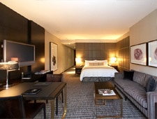 Room at The Hazelton Hotel, Toronto, ON