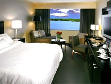 Room at The Westin Harbour Castle, Toronto, Toronto, ON