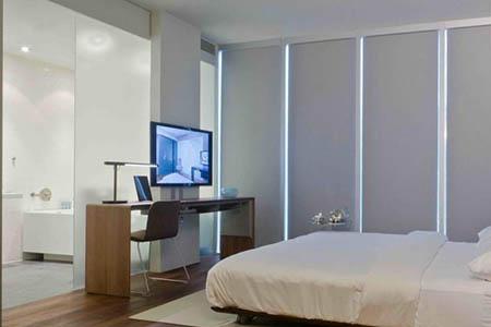 Room at Templar Hotel, Toronto, ON