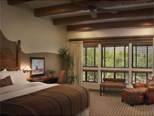 Room at Canyon Ranch, Tucson, AZ