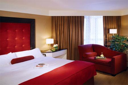Room at Metropolitan Hotel Vancouver, Vancouver, BC