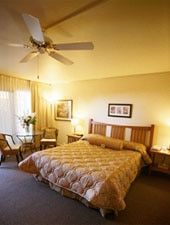 Room at The Pierpont Inn & Racquet Club, Ventura, CA