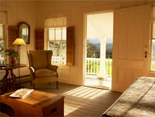 Room at Beltane Ranch, Glen Ellen, CA
