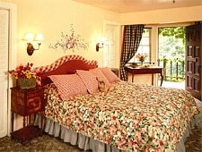 Room at Maison Fleurie, Yountville, CA