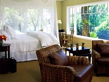 Room at Milliken Creek Inn, Napa, CA